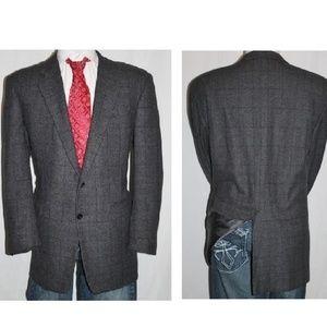 HIckey Freeman Collection Cashmere Blazer Jacket